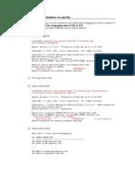 Oracle9i - Transfer Data Between Database via EXPIMP
