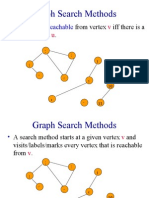Graph Search Methods Examples