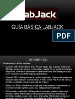 Guía básica Labjack