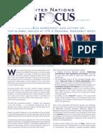 United Nations in Focus - October 2011