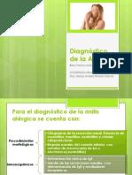 Diagnóstico de la alergia