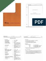 VHF Labes Sirio IV Monografia