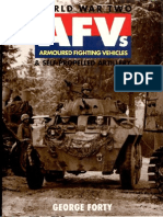 Osprey - Automotive - World War 2 AFVs & Self Propelled Artillery