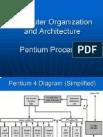 Pentium 4 Structure