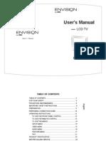 L32W761 Manual