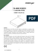 UMCR4000C Cash Drawer
