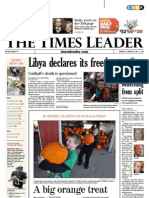 Times Leader 10-24-2011