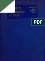 History of Freemasonry in Illinois 1804 to 1829 (1903) by John Corson Smith