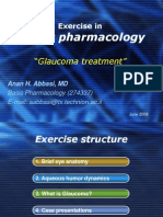 Olcar Pharmacology- תרגול