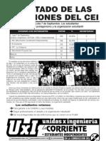 UxI - Volante Balance Elecciones Centro 2011