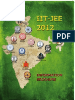 www.myengg.com/iitjee 2012 information Brochure