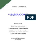 Teknologi Bata Ringan by Samacon