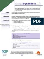 Dyspepsia Guideline