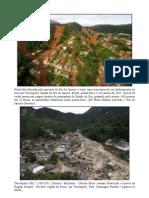 FOTOS DESASTRES NATURAIS