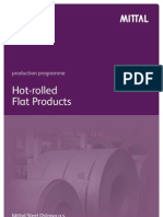 Hot Rolled Flat Products_catalogue