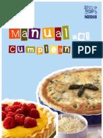 Manual del cumpleañero by Nestle