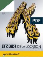 KIloutou Catalogue