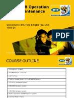 3G FIELD OJT Training (Huawei)