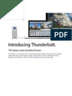 Thunderbolt is a Revolutionary I