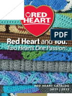 Red Heart Catalog 2011 - 2012