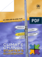 climate change starters guidebook
