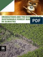 Orangutans and the Economics of Sustainable Forest Management in Sumatra