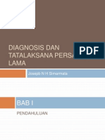 Diagnosis Dan Tatalaksana Persalinan Lama