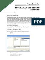 Modul 1 Java NetBean