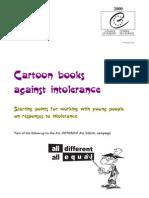 Cartoon books against intolerance