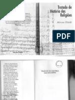 ELIADE, Mircea - Tratado de Historia Das Religioes