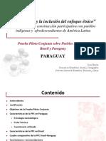 Censos 2010 y la inclusión del enfoque étnico - Paraguay - PortalGuarani