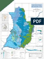 MAPA HIDROGEOLOGICO - GENERAL - REGIÓN ORIENTAL DEL PARAGUAY - PortalGuarani