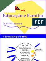 EducaçãoeFamília