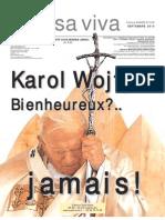 La Vie de Jean-Paul II, Karol Józef Wojtyła