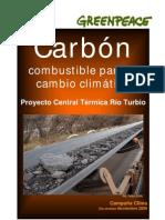 Informe Carbon Rioturbio