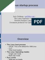 Linux Startup
