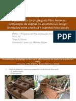 Possibilidades Do Emprego Do Fibro-barro (2011!10!24