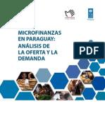 Microfinanzas en Paraguay - Análisis de la Oferta y la Demanda - PARAGUAY - PortalGuarani