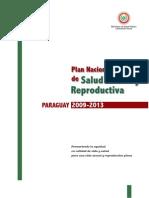 PLAN NACIONAL DE SALUD SEXUAL Y REPRODUCTIVA - PARAGUAY 2009 2013 - PortalGuarani