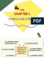 Stress and Strain Renew