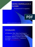 clase presentaciÓn ingenierÍa hidrÁulica09-10_sin_hidrologia