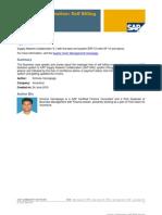 Invoice Collaboration - Self Billing Invoice