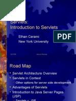 Servlet Intro