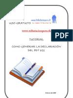 Tutorial PDT 621