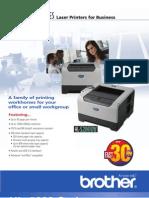 Brochures HL5280DW