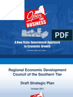 Southern Tier Regional Council Draft Strategic Plan Final 10-21-11