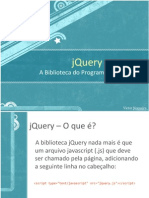 jQuery Introdução