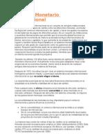 Sistema monetario Internacional(2)