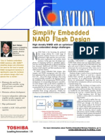 Embedded NAND Flash