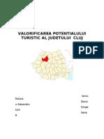 42763546 Valorificarea Potentialului Turistic Al Judetului Cluj